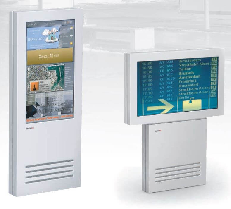 SIGNA imotion LITE Semi-Outdoor Digital Signage