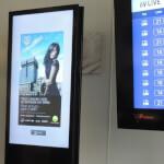 Indoor Monitore, Stelen und Anzeigen