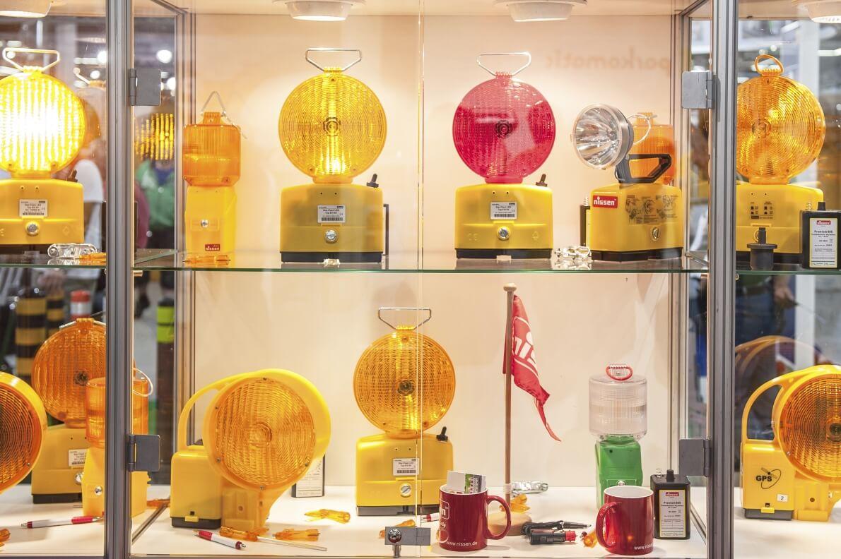 Lampen & Leuchten für die Baustellensignalisation