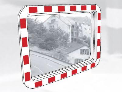 Mehr Übersicht und Sicherheit an unübersichtlichen Kreuzungen, Einmündungen, Ausfahrten