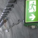 1900x500 Fluchtwegsignale Gotthard-Basistunnel