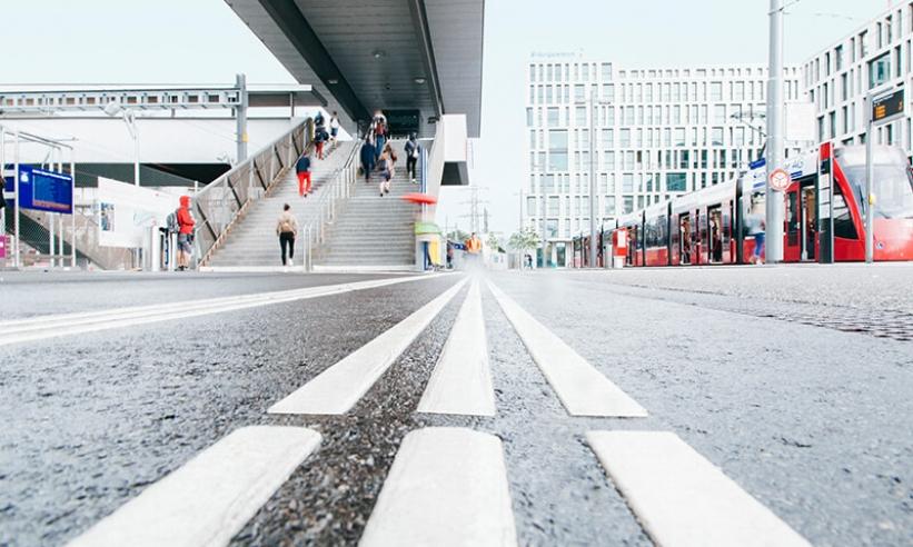 WankdorfCity: neue Haltestelle und Orientierung für alle