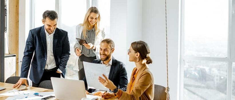 Offre d'emploi: assistant/e de vente interne 80% à 100%