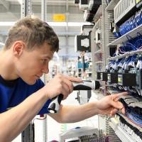 Offene Stelle: Servicetechniker/-in (100%)