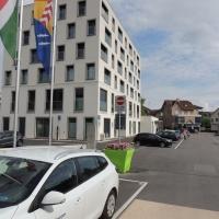 Quartieraufwertung und Verkehrsberuhigung in Le Landeron