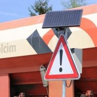 Mehr Sicherheit im Werksverkehr – Neue Wegleitung auf 40 Holcim Arealen