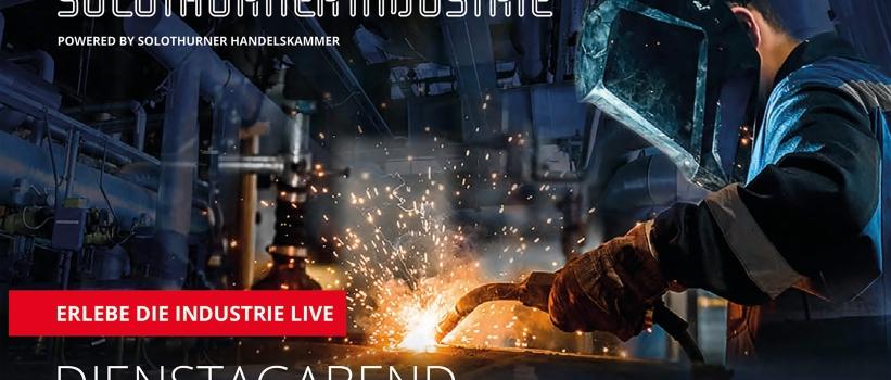 Die Nacht der Solothurner Industrie – 11. September 2018