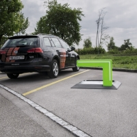 Innovation: barrière de parking SIGNA GUARD