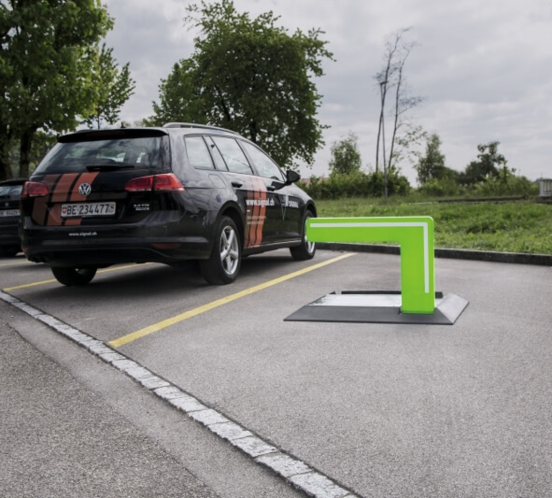 barrière de parking