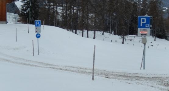 Erschliessung der Panoramabahn Heidbüel in Churwalden