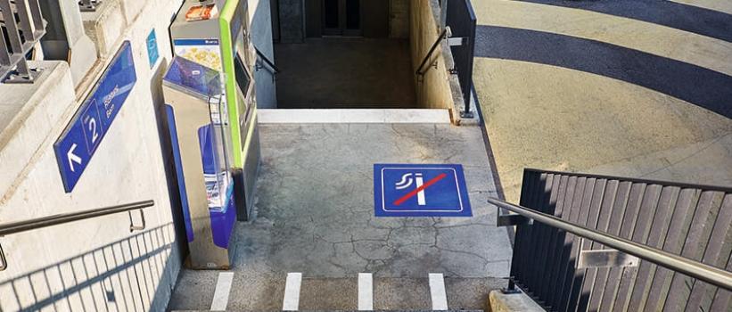 Toujours plus de gares non-fumeurs