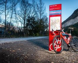 Itinéraires vélo sportifs en Valais