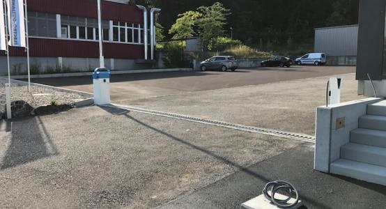 installation de barrière à Safnern