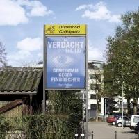 Die Stadt Dübendorf (ZH) kommuniziert mit LED-Videodisplays