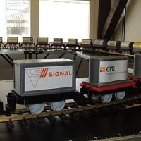 SIGNAL AG fährt mit! Grösstes FABLAB der Schweiz mit Weltrekord eingeweiht